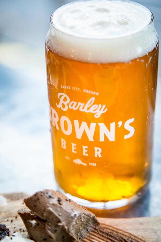 Barley Brown. Pallet Jack IPA. OR