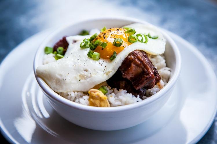 Hangover Helper: Burmese Red Pork Stew at Tasty n Sons in Portland, OR ...