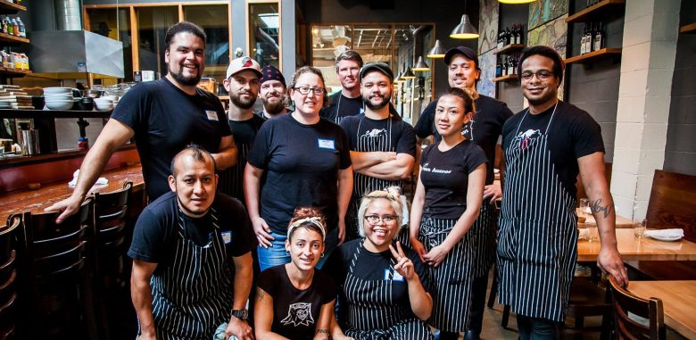 Tasty n Sons Brunch Team Led by Chef Erin
