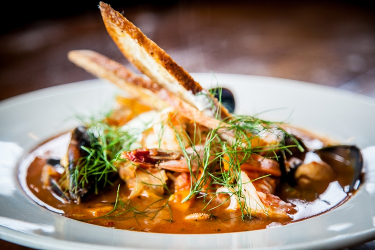 Cioppino at Cabezon