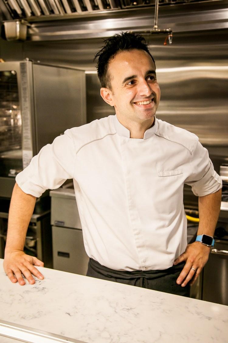 Chef José Chesa
