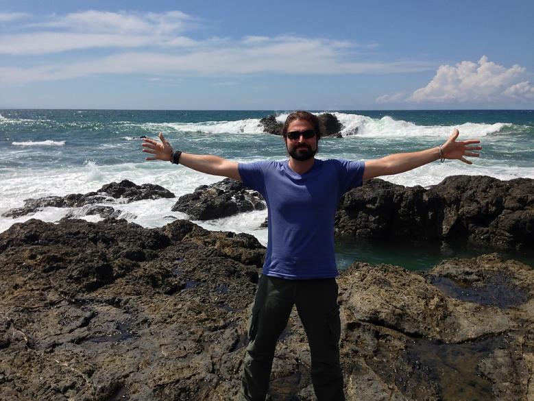 Paolo in Montezuma Costa Rica