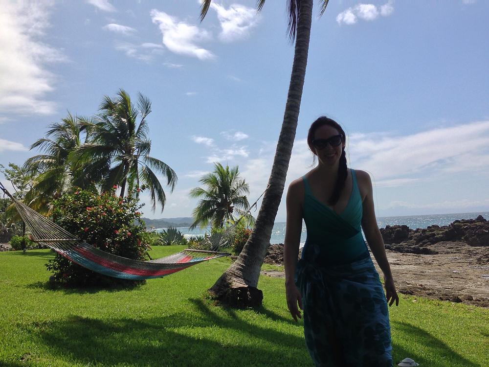 Fateful Hammock in Costa Rica