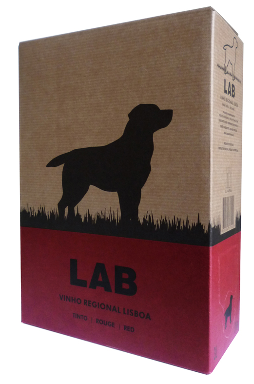 LAB Box Wine Portugal