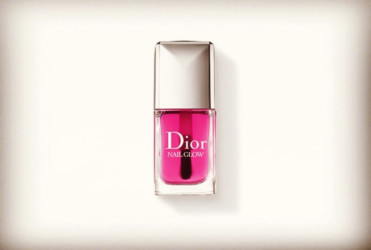 Christian Dior Nail Glow