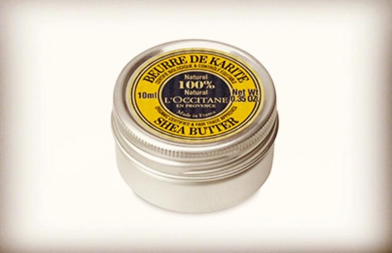 L'Occitane Organic Shea Butter