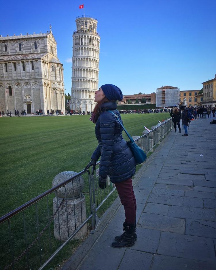 Kissing Pisa