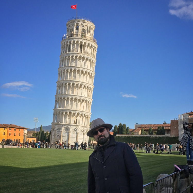 Paolo & Pisa