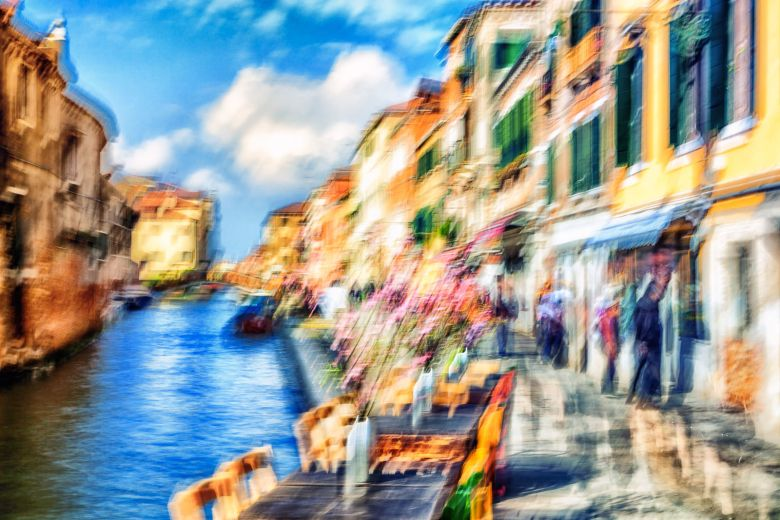 Cannaregio by Paolo Ferraris Colors