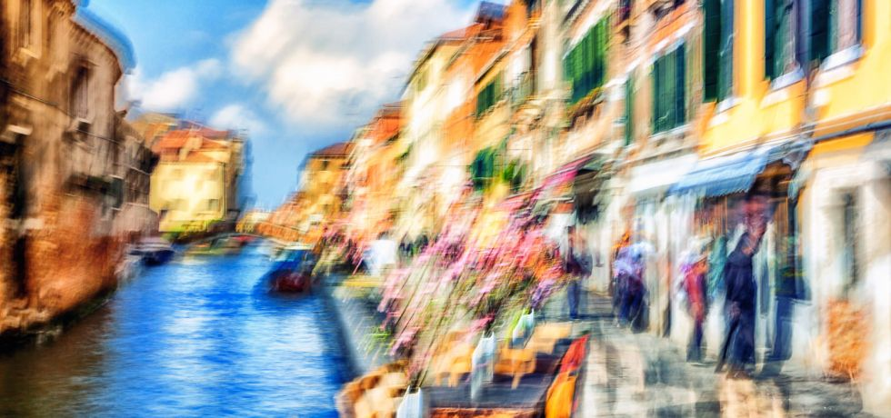 Cannaregio by Paolo Ferraris Colors
