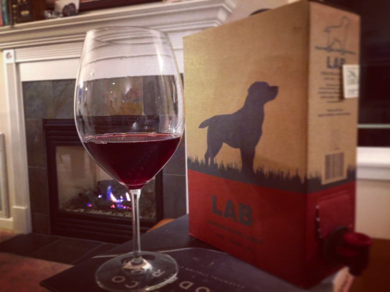 Red Lab Boxed Wine ALOR