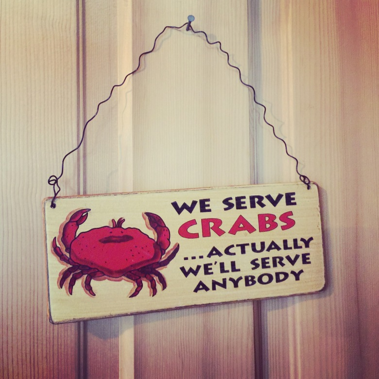Cracking Crabs Up