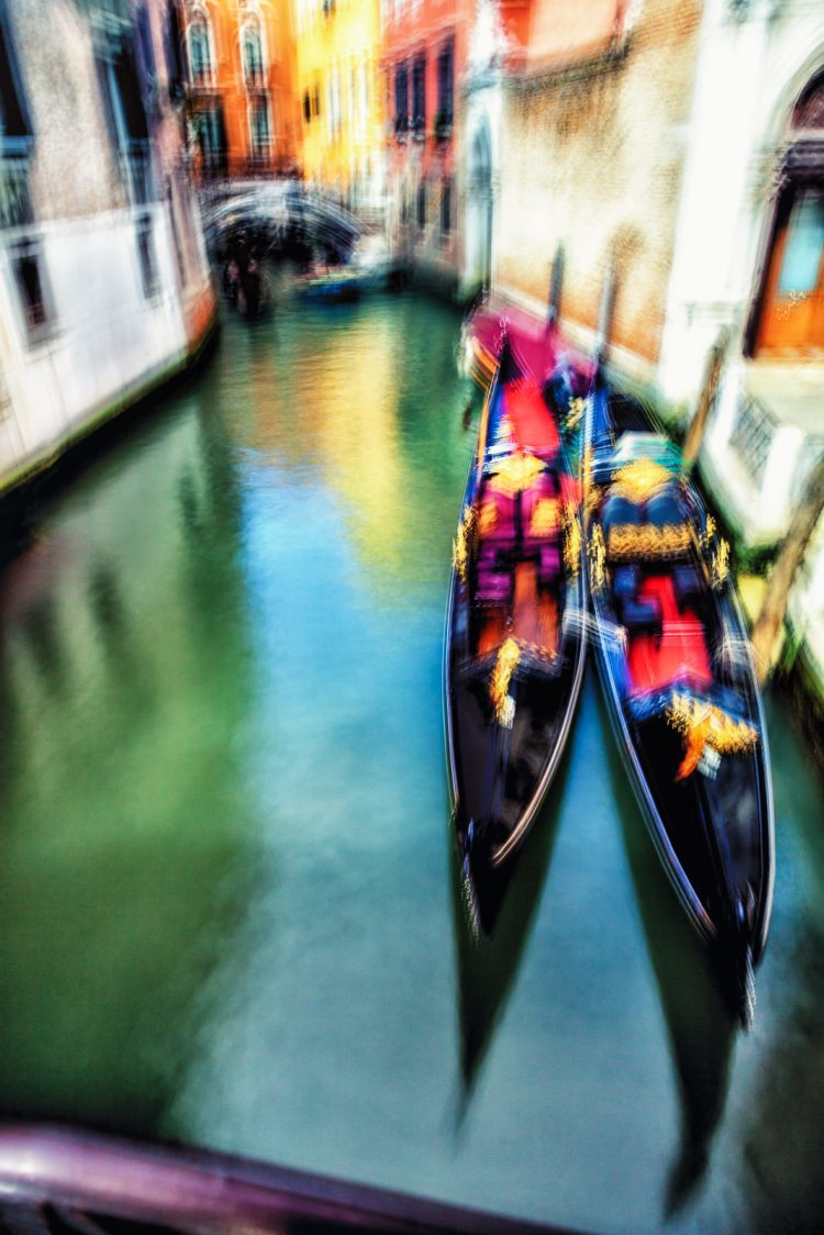 Mating Gondolas by Paolo Ferraris