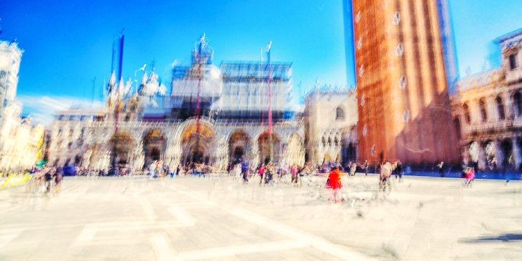 Missing Canaletto by Paolo Ferraris Colors