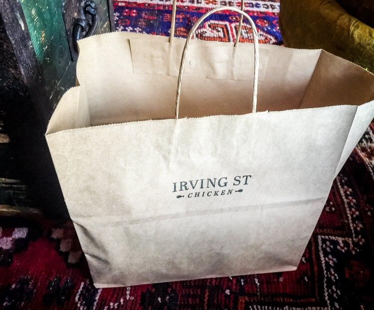 Irving Street Chicken To Go