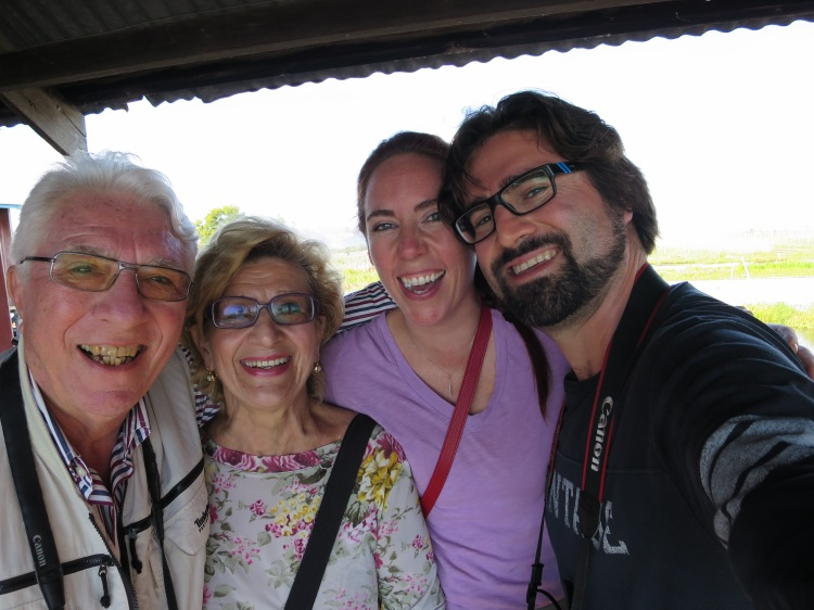 Beaker Lands in Burma