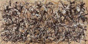 Autumn Rhythm by Jackson Pollock