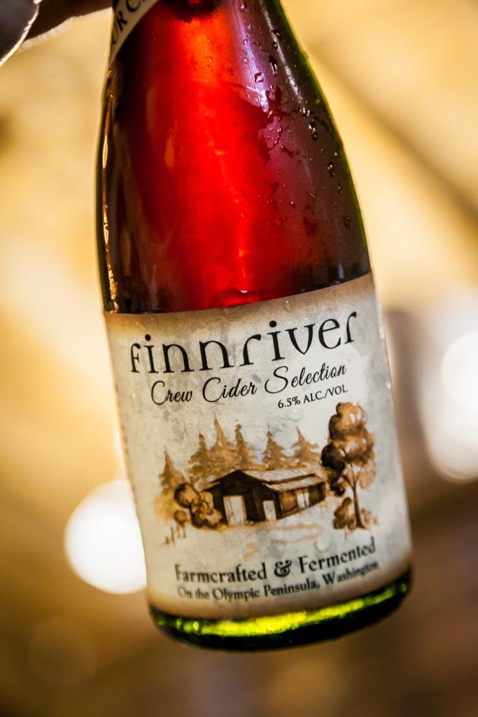 Finnriver Farm & Cidery Honey Berry Sour