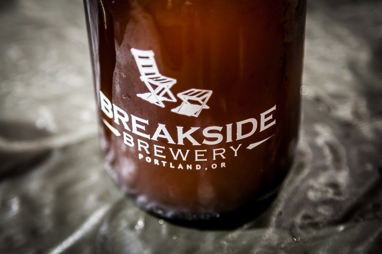 Breakside Brewery Mango Sticky Rice
