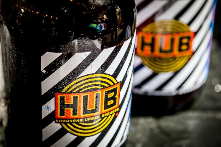 HUB Hopworks Urban Brewery