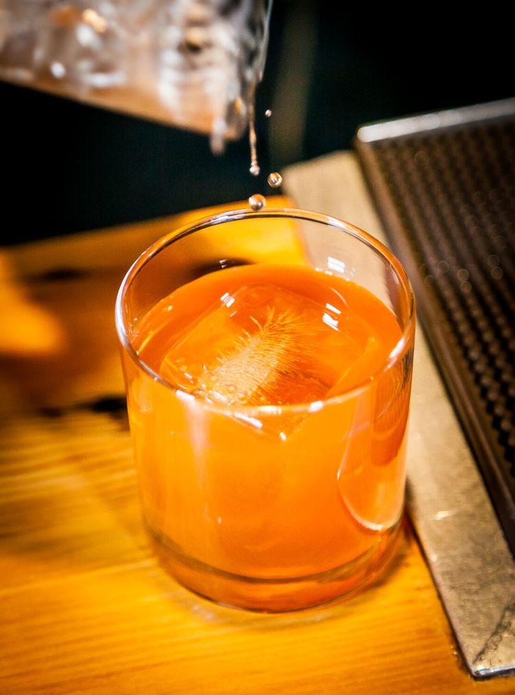 My Nearest & Dearest Cocktail in the Making