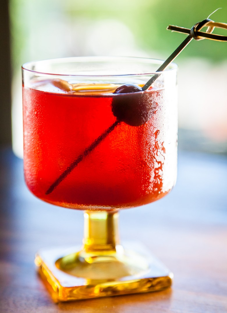 Reverie Cocktail Beauty Shot!