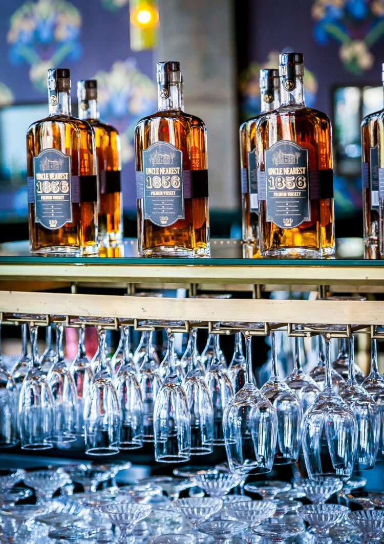 Uncle Nearest 1856 Premium Whiskey at Besaw