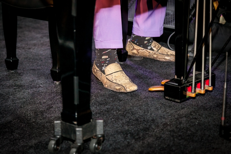 Dr John's Shoes