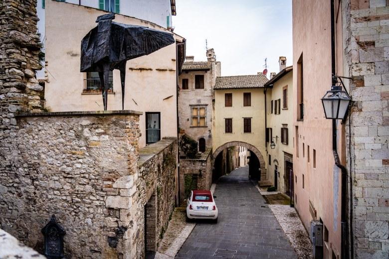 Spoleto Italy