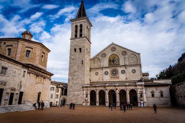 Spoleto Cathedral