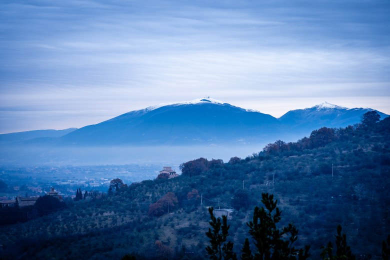 Views from Spoleto