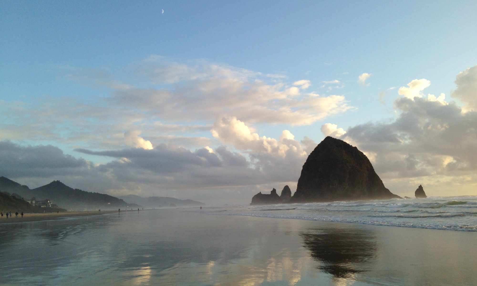 Goonies Rocks Cannon Beach Oregon