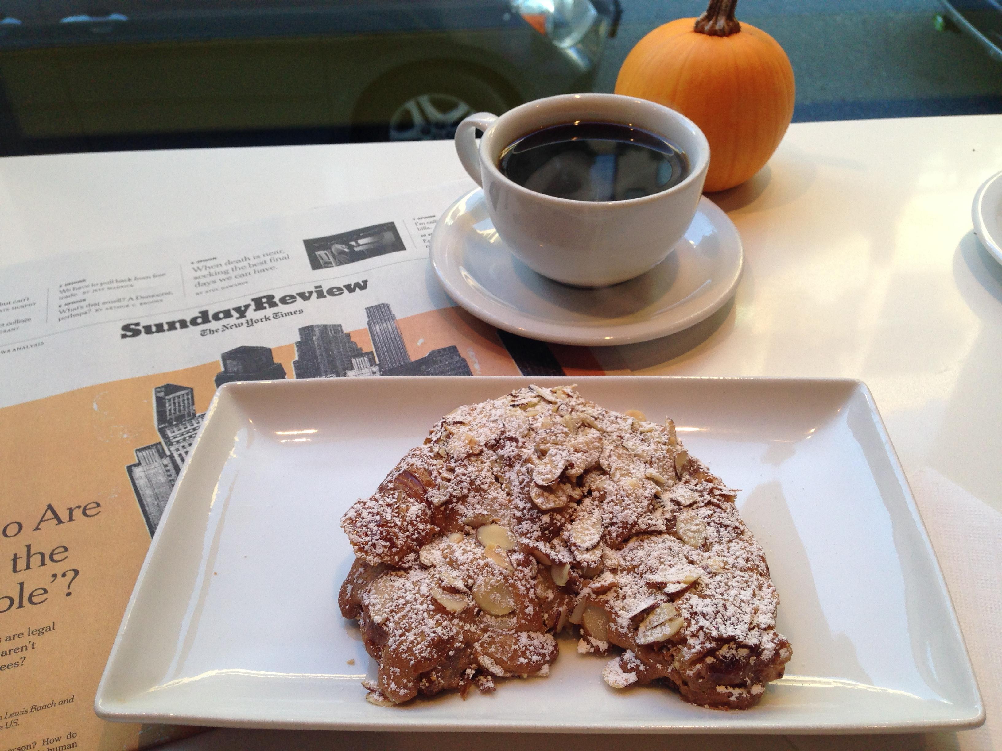 Almond Croissant Nuvrei