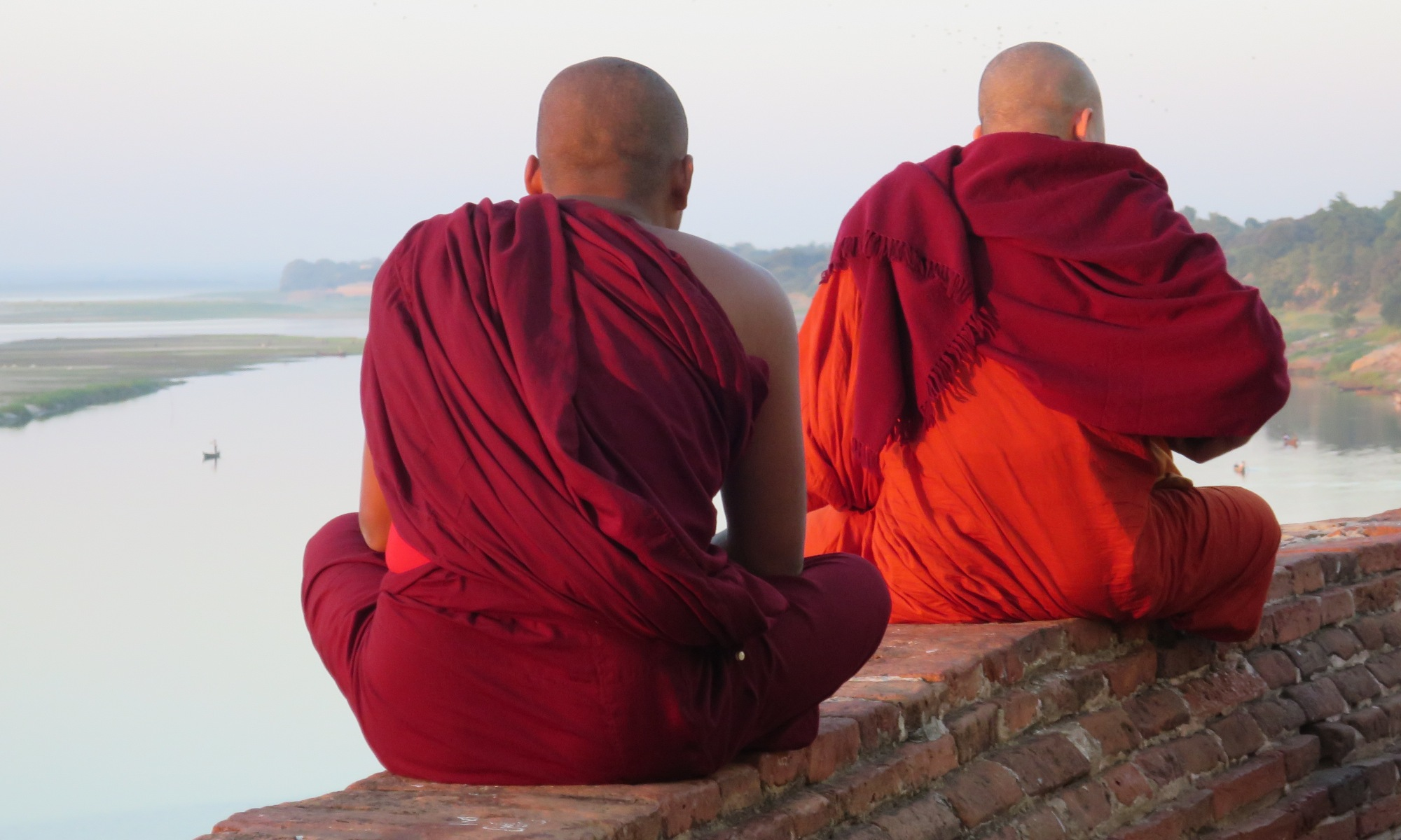 Sunset Monks
