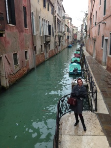 Delighted in Venice