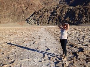 Devil's Golf Course Death Valley California