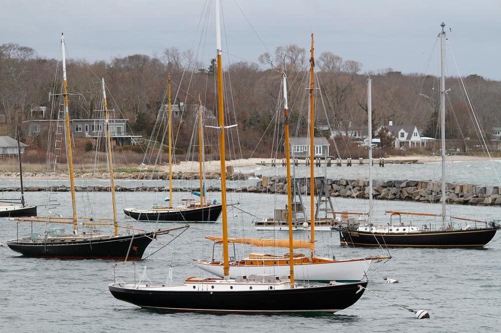 Boats of Martha's Vineyard