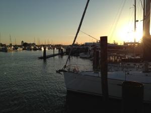 Docks in Jersey City