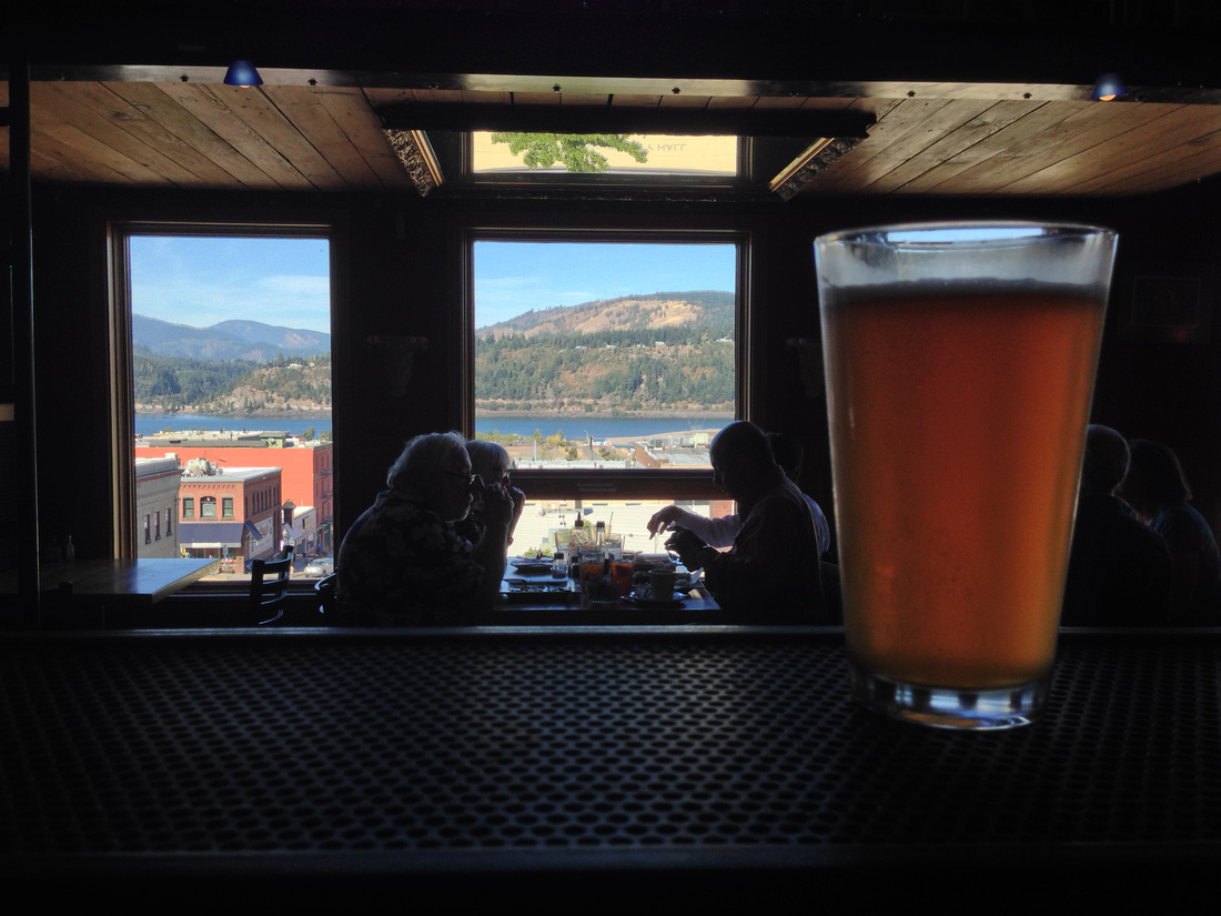 Big Horse Brew Pub View