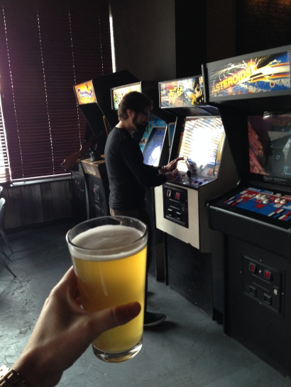 Barcade in Jersey City