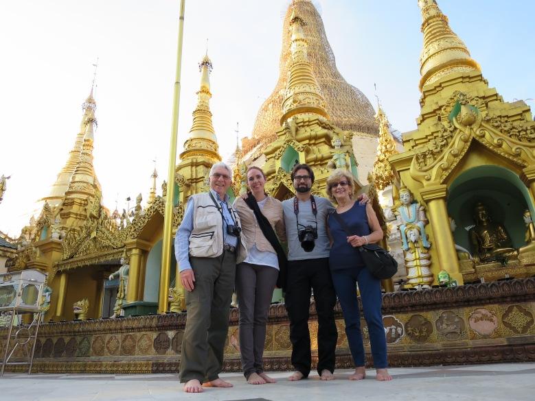 Strangers in Myanmar (Burma)