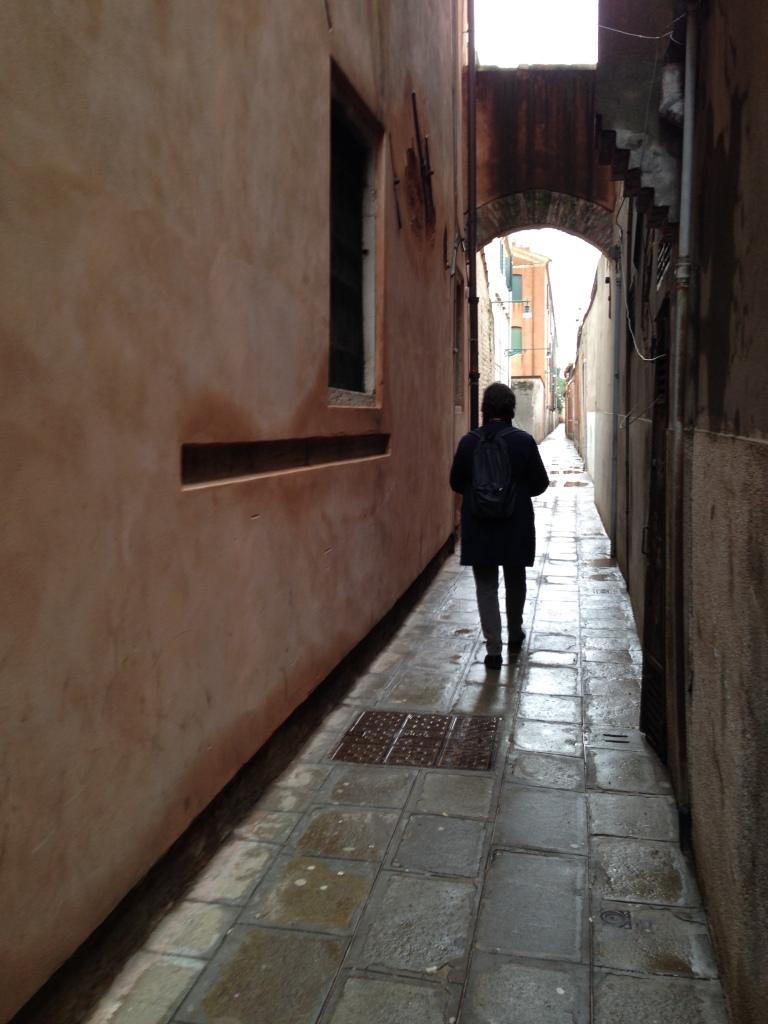 Bello Wanders Ahead