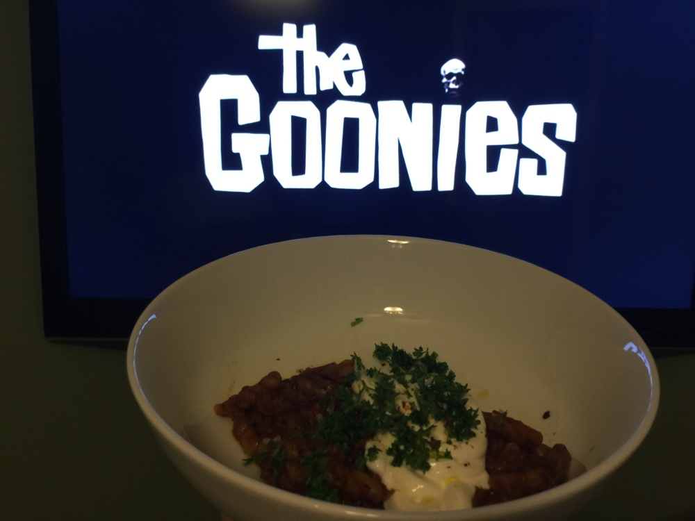 Goulash for Goonies