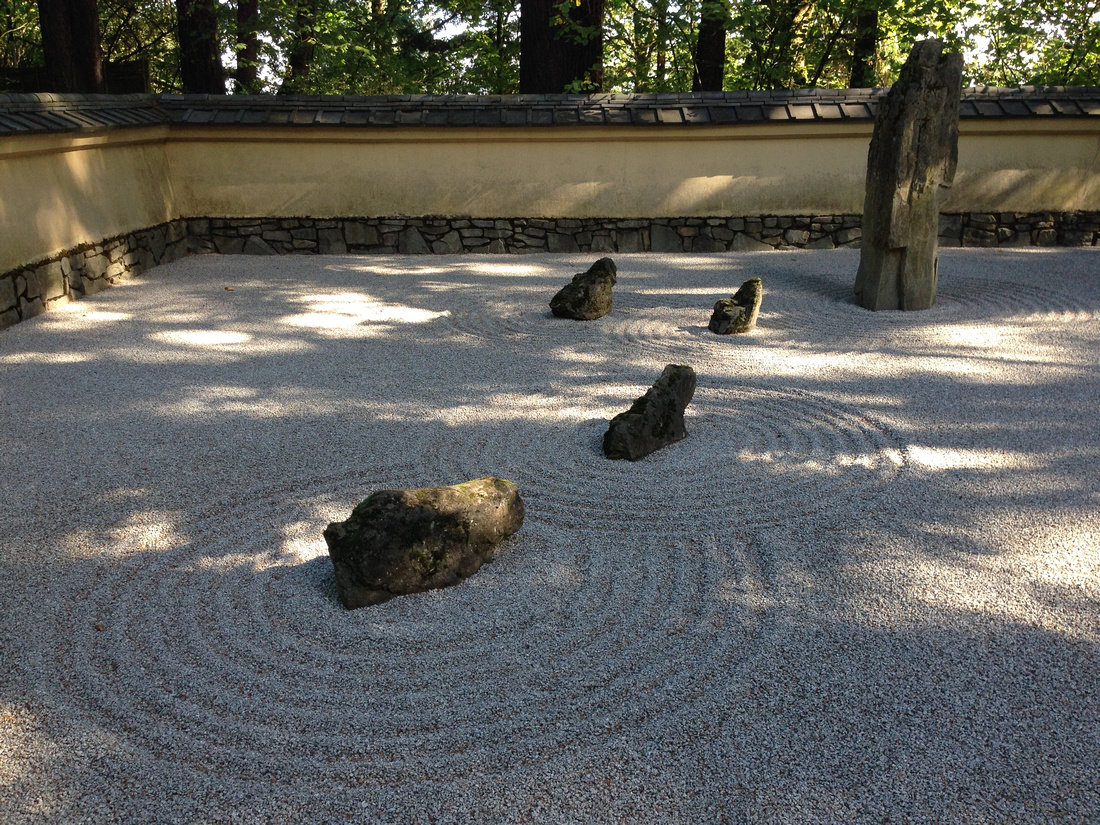 Serenity at Japanese Garden