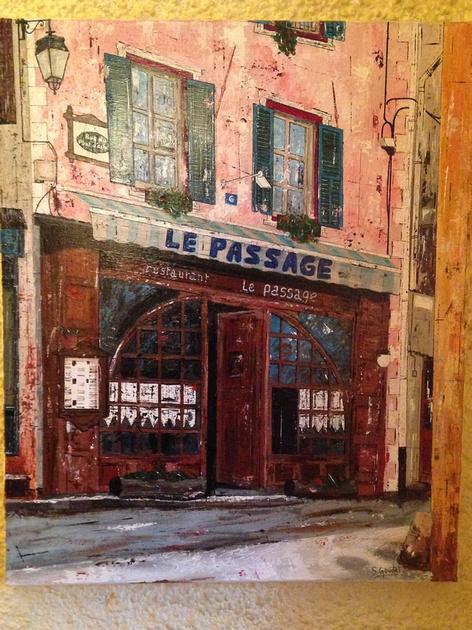 Le Passage Briançon France