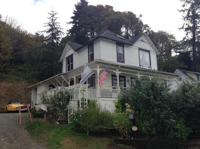 Goonies House in Astoria Oregon