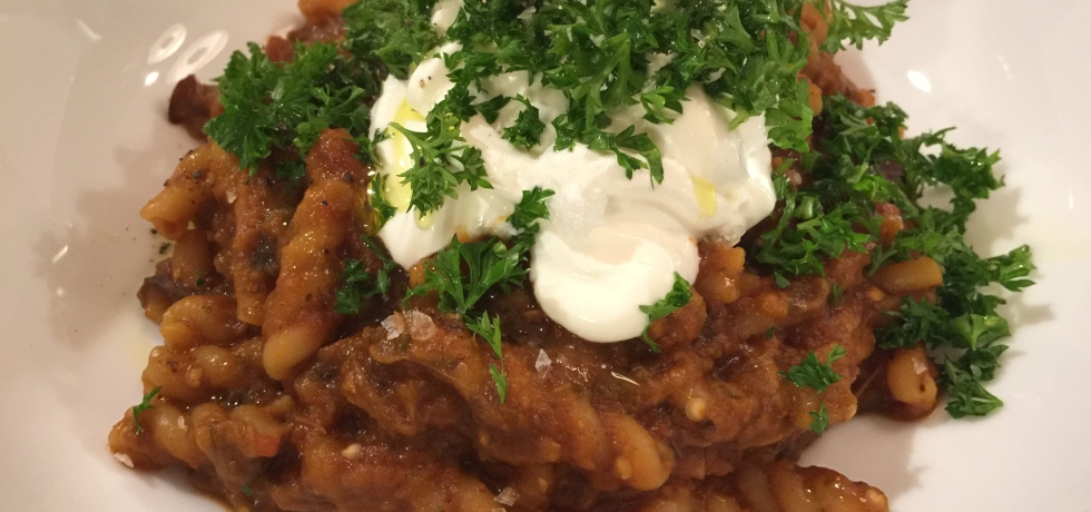 Vegetarian Goulash for Goonies