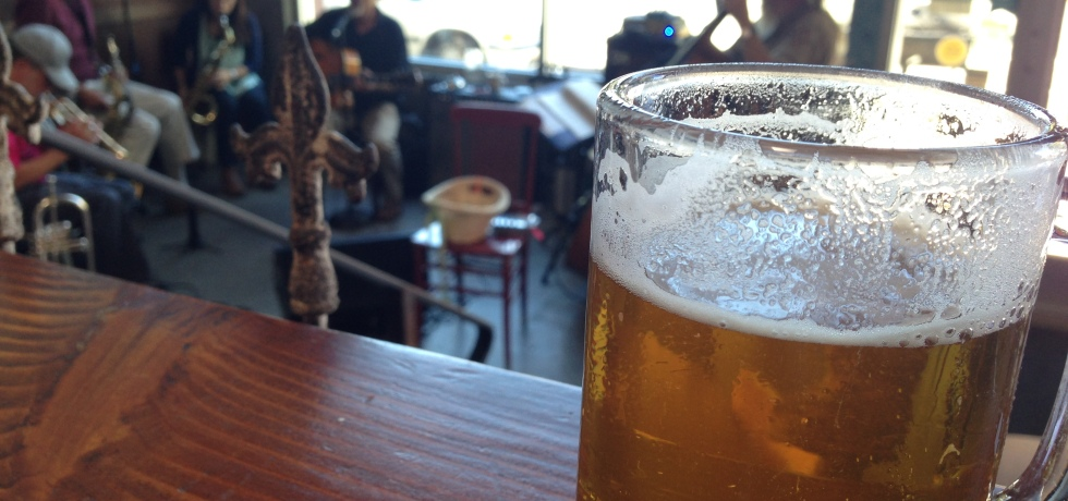 Beer and Music at EaT Oyster Bar