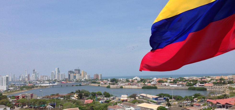 View of Cartagena