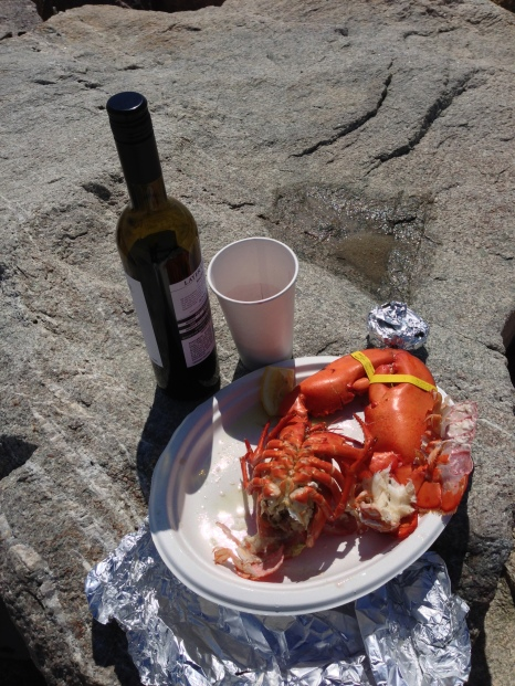 Lobster Al Fresco